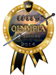 Official Olympia 2014 Champion badge_amall