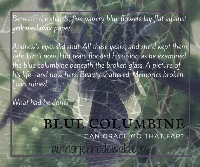 Blue Columbine Meme